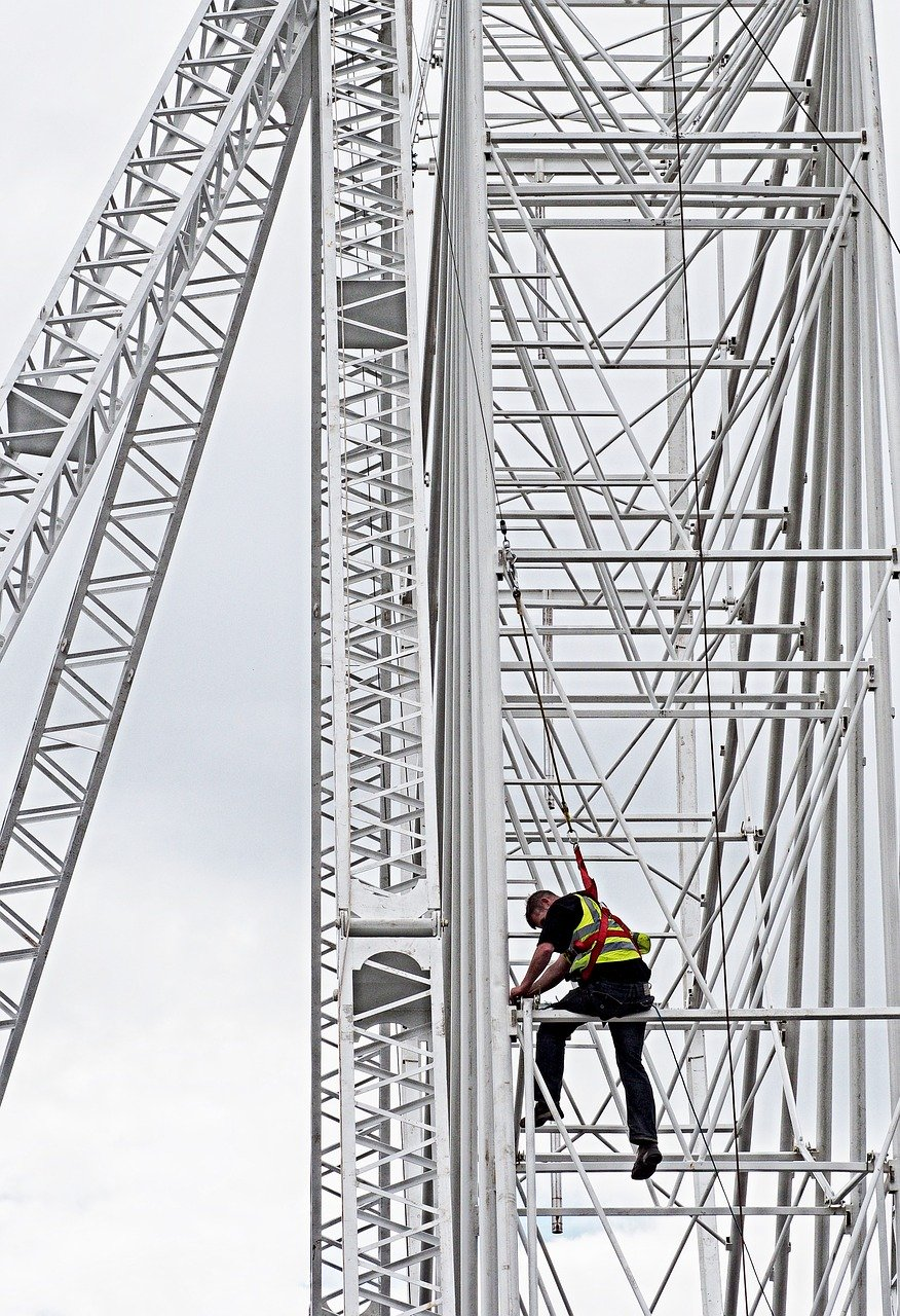 construction, safety, danger